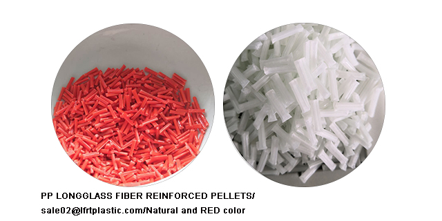 PP Polypropylene pellets glass fiber
