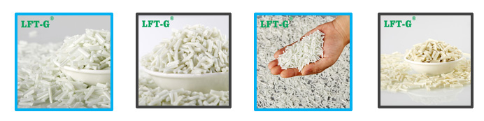 LFT ABS fiber glass reinforced