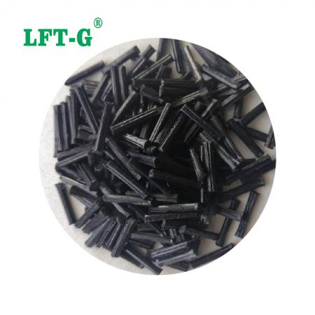 carbon fiber black peek virgin pellets LFT reinforced resin